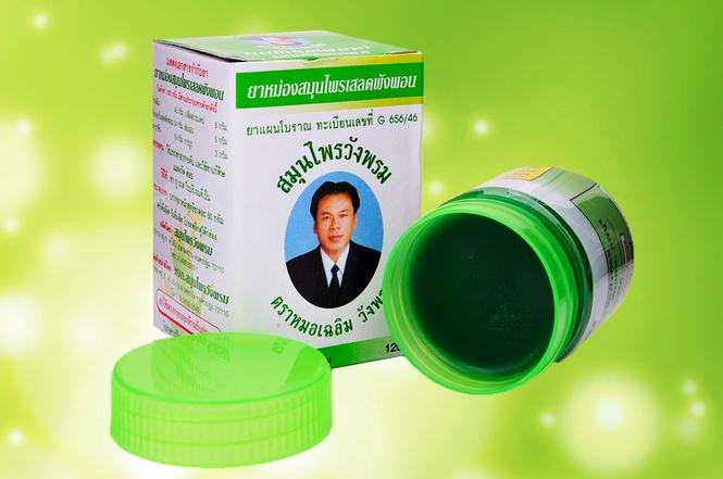 мазь в тайланде разогревающая для спины характеристики